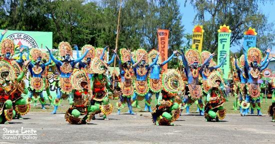 Romblon Province, Filippinene: Kanidugan Festival