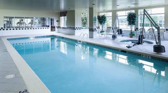 Rockaway, Nueva Jersey: Heated Indoor Pool