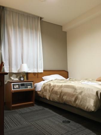 Business Hotel Kawaguchi: 建物に古さはあるものの手入れが行き届いています
