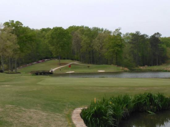 University of Georgia Golf Course: Many of the college players success stories, by playing this course