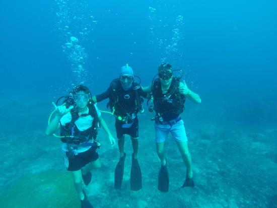 hai and the boys picture of manta dive gili trawangan tripadvisor