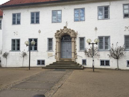 Tyskland Karta Wacken.Kreismuseum Prinzesshof Itzehoe Tyskland Omdomen