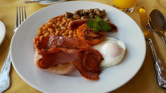 The Clovelly: Lovely breakfast
