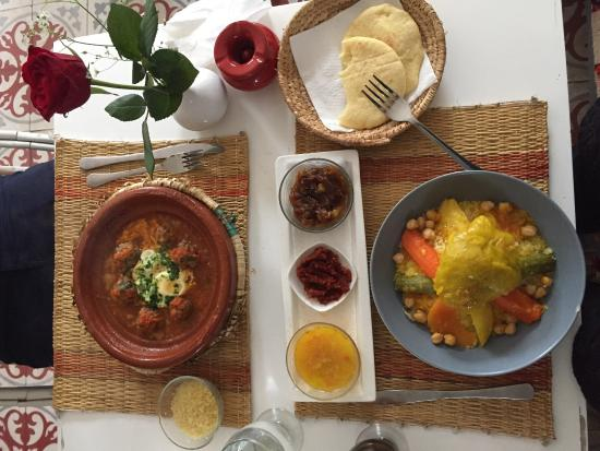 One of the best places to eat in Marrakech