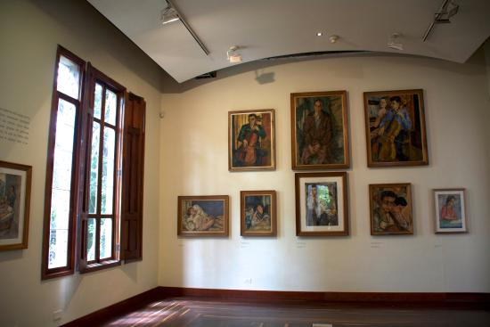 Casa Museo Pedro Nel Gomez: Some of his paintings