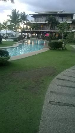 Sabin Resort Hotel: the pool is quite impressive