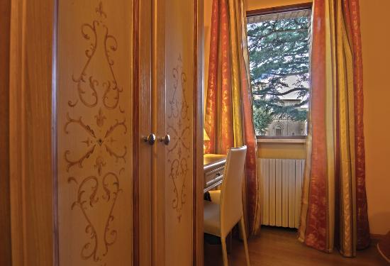 Hotel Berti: vista