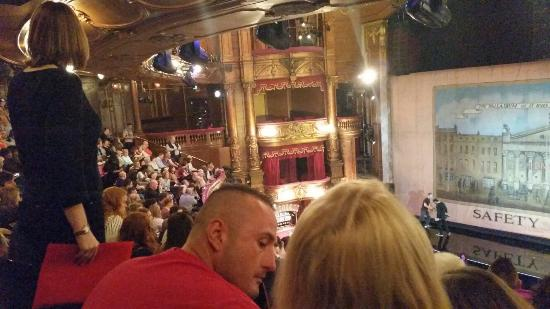 London Palladium: 20160405_192249_large.jpg