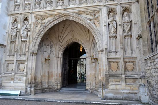 Westminster Abbey: the Great Western Door & the Great Western Door - Picture of Westminster Abbey London ... Pezcame.Com