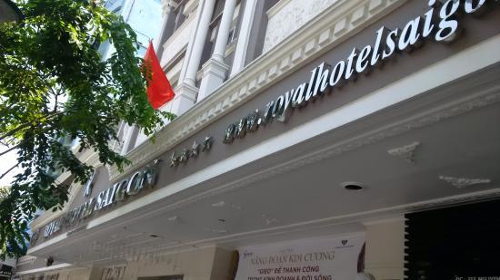 Royal Hotel Saigon ( Kimdo Hotel) Resmi