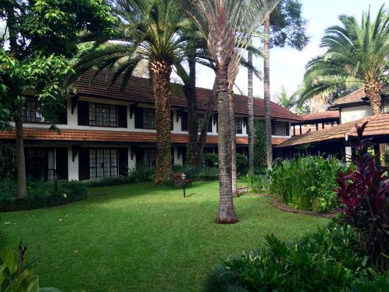 Southern Sun Mayfair Nairobi: Hotel