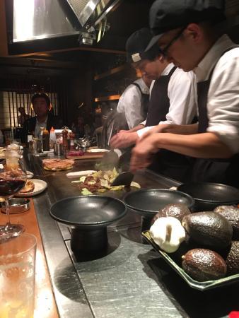 Osaka Kitchen Teppanyaki Review
