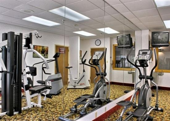 Quality Inn and Suites : Fitness Center