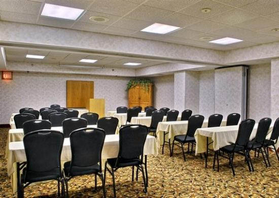 Quality Inn and Suites : Meeting Room