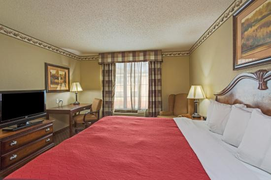 Country Inn & Suites By Carlson, Merrillville : GuestRoom