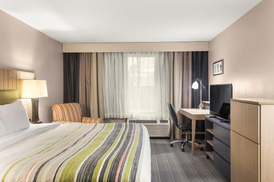 Country Inn & Suites By Carlson, Murfreesboro: Guest Room
