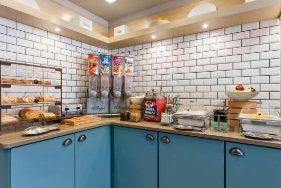 Schofield, Ουισκόνσιν: Breakfast Room
