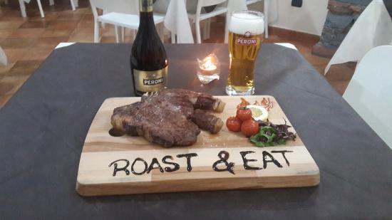Roast & Eat