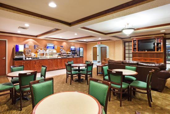 Reidsville, Carolina do Norte: Breakfast Area