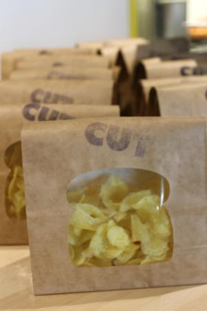 Ecublens, Suiza: excellents chips
