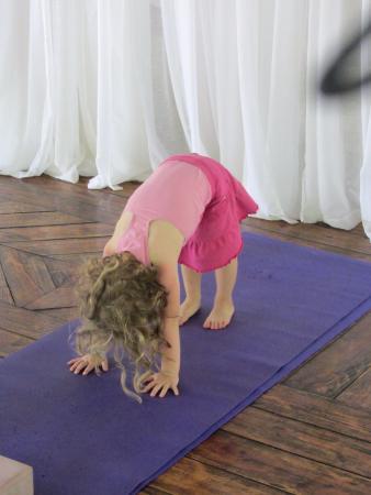 Firefly Yoga & Massage: Yoga class