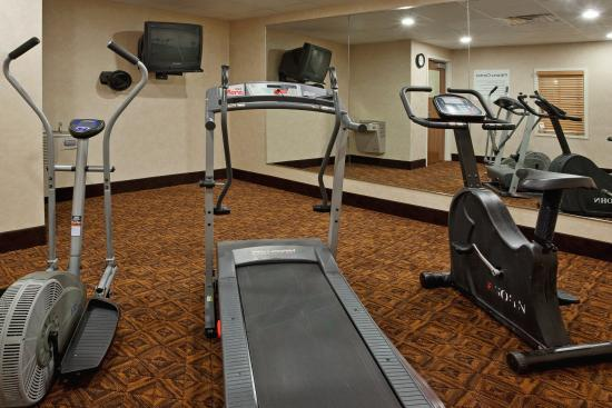 Tiffin, OH: Fitness Center