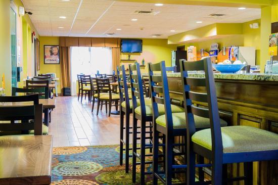 Acme, Μίσιγκαν: Breakfast Area