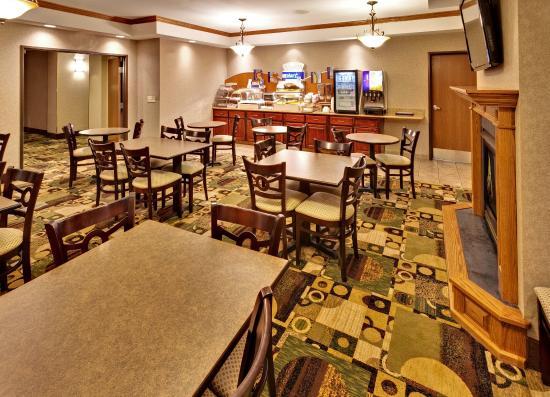O'Neill, NE: Breakfast Area