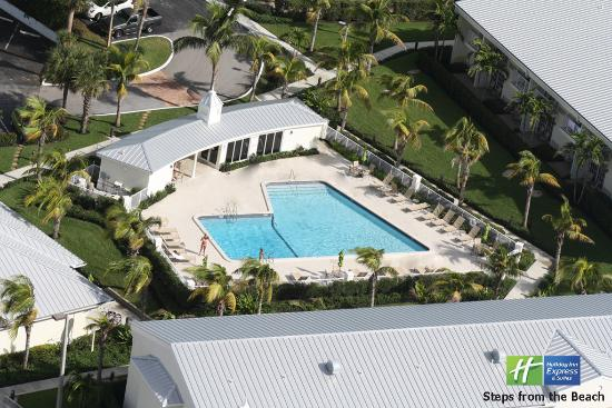 Juno Beach, FL: Heated Swimming Pool
