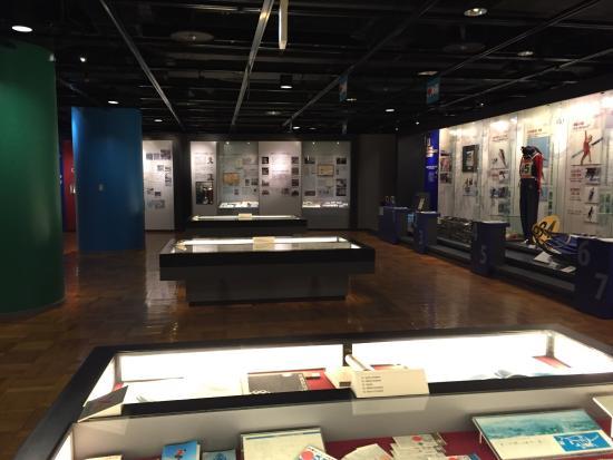 Sapporo Winter Sports Museum: 札幌ウィンタースポーツミュージアム