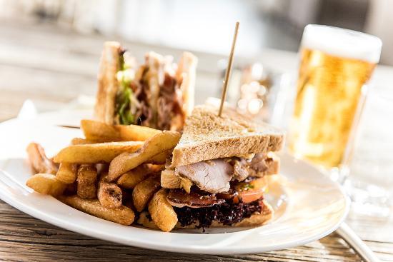 Al Municipality, นอร์เวย์: Club sandwich