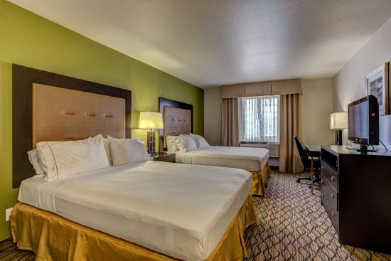 Montrose, CO: Double Bed Guest Room