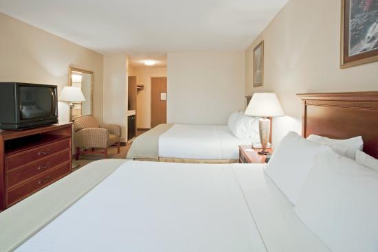 Βαρσοβία, Ιντιάνα: Double Bed Guest Room