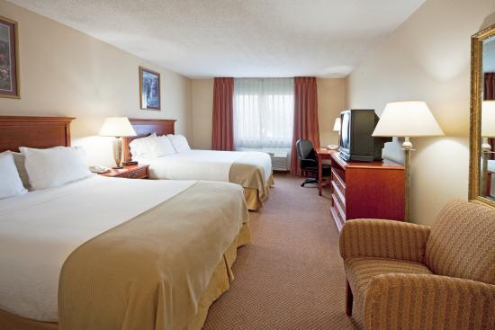 Βαρσοβία, Ιντιάνα: Queen Bed Guest Room