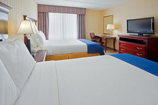 West Long Branch, NJ: Double Bed Guest Room