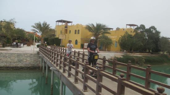 The Captain's Inn: Eine Sageway Tour durch El Gouna! Klasse! 50€ für 2 Pers.
