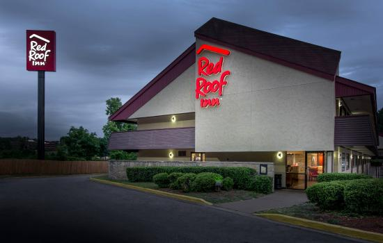 Red Roof Inn Columbia West, SC: Exterior