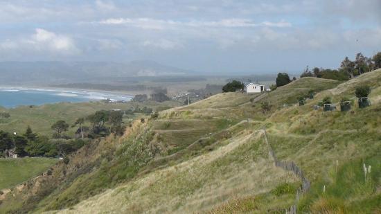 Mahia Beach, Nowa Zelandia: Ligging