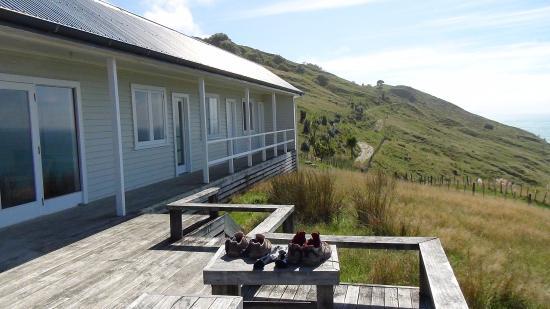 Mahia Beach, Nowa Zelandia: Terras