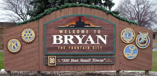 Bryan, OH: Much to See & Do