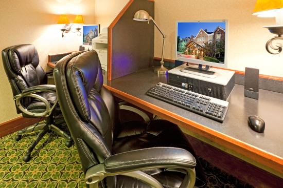 Staybridge Suites Dallas-Las Colinas Area: Business Center