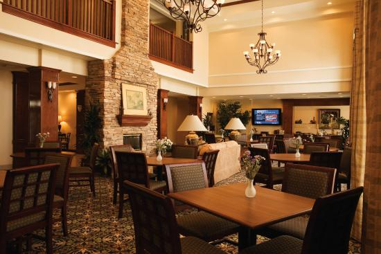 Staybridge Suites Dallas-Las Colinas Area: Staybridge Suites Hotel Dallas Guest Reception