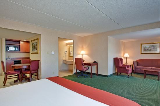 Holiday Inn Express & Suites Milton: King Executive Studio Suite