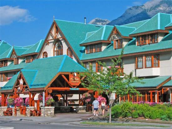 โรงแรมบาน์ฟ คาริบู ลอด์จแอนสปา: Banff Caribou Lodge & Spa