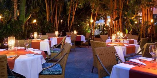 sale da pranzo - Picture of The Palms Hotel & Spa, Miami Beach ...