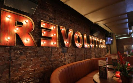 Revolution Blackpool