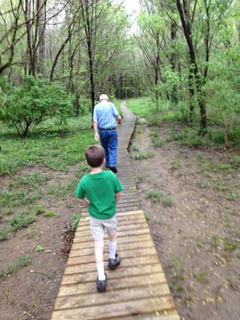Decatur, جورجيا: Clyde Shepherd Nature Preserve