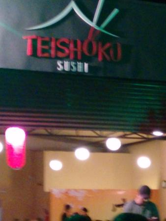 Teishoku Sushi
