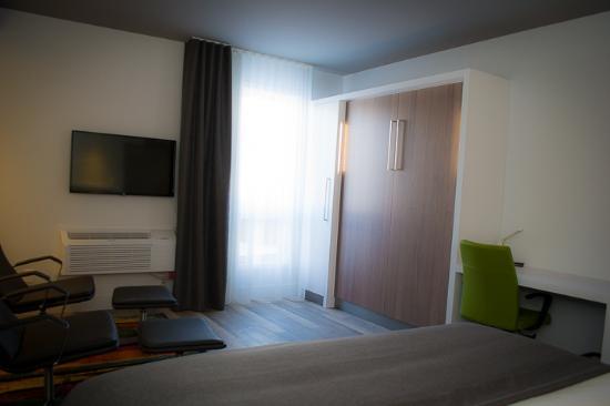 Hotel V : Chambre Urbaine