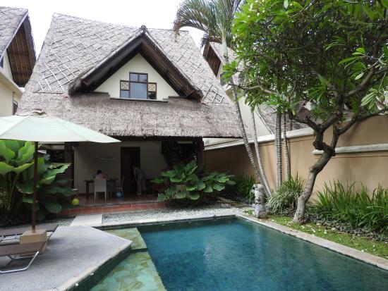 Mutiara Bali Boutique Resort & Villas: Private 2 bedroomed villa